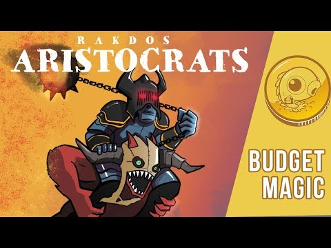 Budget Magic: $66 (16 tix) Rakdos Aristocrats (Standard, Magic Arena)