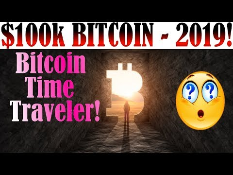$100k: BTC Time Traveler Has Always Been Right! – EOS Social Network- IOTA BIG NEWS – KiK Fights SEC