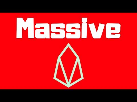 Today Is Massive For EOS!