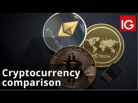 Cryptocurrency comparison