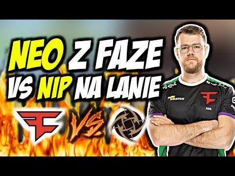 NEO Z FAZE VS NIP NA LANIE!!! NEO ON FIRE, OLOF NINJA DEFUSE – CSGO BEST MOMENTS
