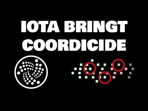 IOTA bringt Coordicide – endlich Dezentralisierung? TRON TRX Kurssprung!