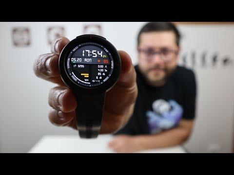 AMAZFIT VERGE: Melhor que o Pace e o Stratos? | Um Smartwatch bem COMPLETO!