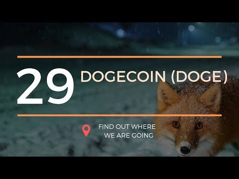$0.003 Dogecoin DOGE Technical Analysis (29 May 2019)