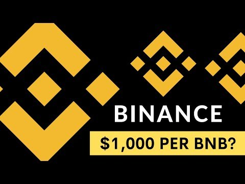 Why Binance Coin (BNB) Can Get To $1,000+ (Fundamentals Matter)