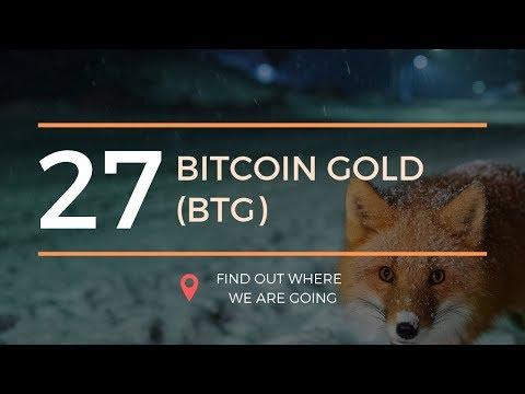 $25 Bitcoin Gold BTG Technical Analysis (29 May 2019)