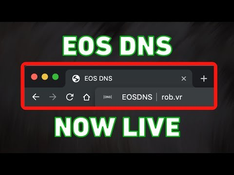 EOSDNS, airHODL, StrongBlock, and the Latest on #B1June   Everything EOS Podcast Live Stream