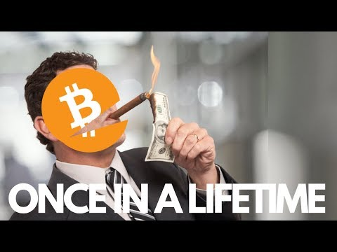 Once in a LIFETIME Opportunity – Bitcoin and Cryptocurrency! WALL STREET – Crypto News