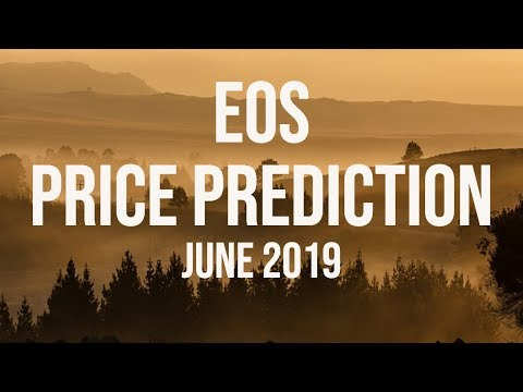 ONT moving to EOS? // Price Prediction June 2019