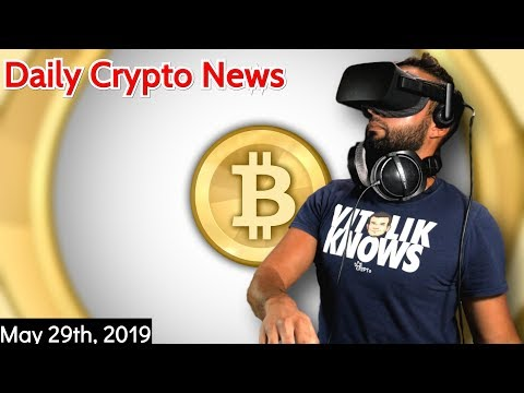 DAILY NEWS: Grayscale Is Buying 11,000 BTC Per Month?? | McAfee Coin | BSV | EOS | Egypt's New Bill