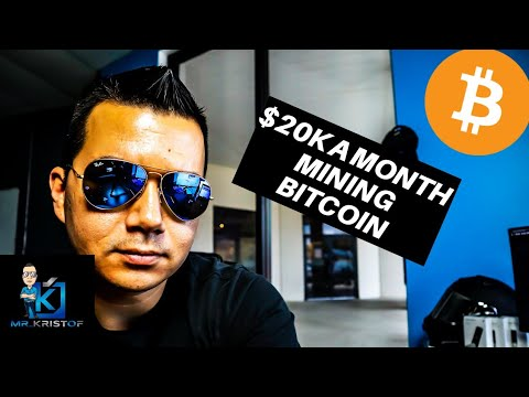 BITCOIN! THE FACILITATOR OF WEALTH THROUGH STRUGGLE! True story of my Bitcoin mining farm.