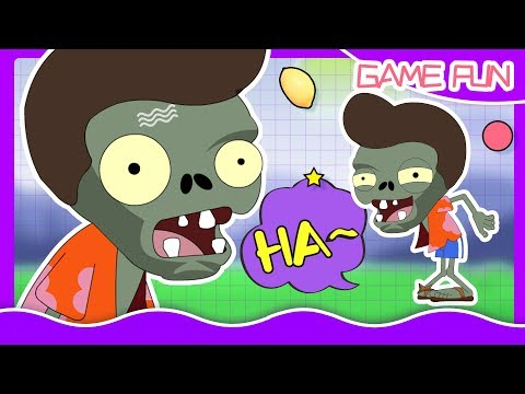 Plants vs. Zombies Animation : Always on the verge of a beating