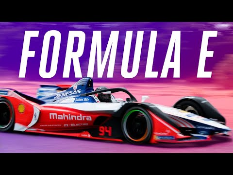 I drove Formula E's new electric racecar