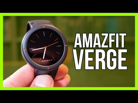 Amazfit Verge Review – The Best Budget Smartwatch?