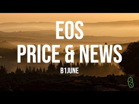 EOS Price Surge & News Today!
