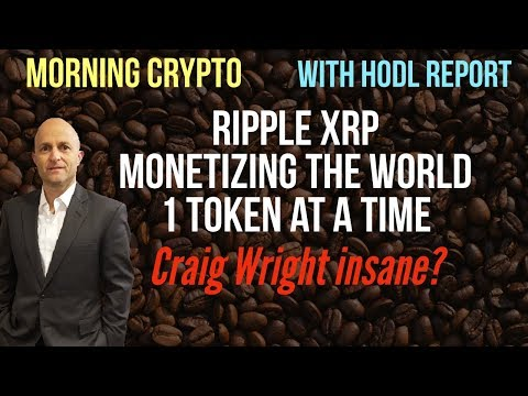 Cryptocurrency and XRP Banking the world