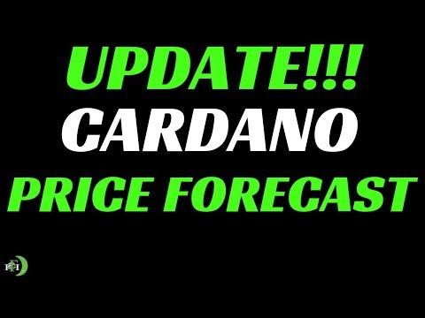 CARDANO PRICE MOVE UPDATE (JUNE 2019)