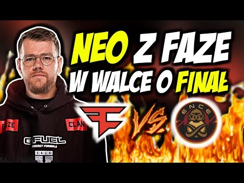 NEO Z FAZE VS ENCE W WALCE O FINAŁ DREAMHACKA!!! – CSGO BEST MOMENTS