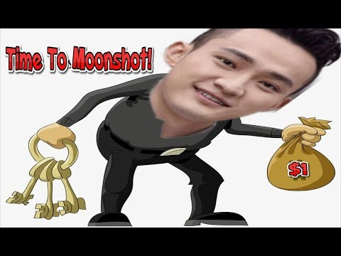 Tron (TRX) Justin Sun To Make Huge Announcement TOMORROW!
