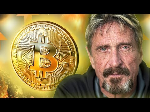 John McAfee's thoughts on Cryptocurrency