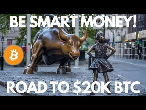 Bitcoin Could Hit $20,000 Soon! Be Smart Money, not Dumb Money – Cryptocurrency News