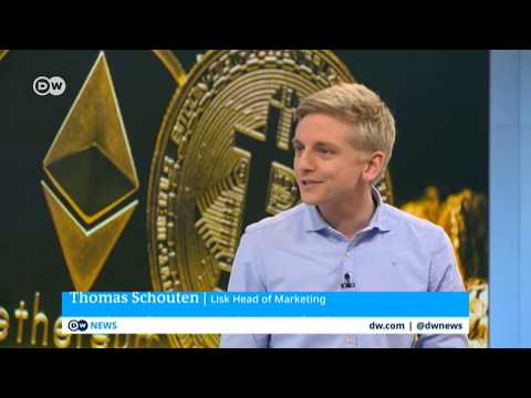 Bitcoin Makes an Amazing Comeback – Interview with Thomas Schouten of Lisk [Deutsche Welle News]