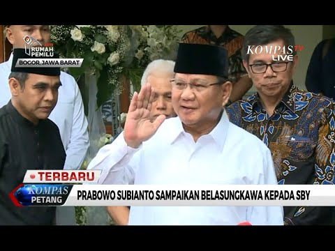 Soal Rencana Bertemu Jokowi, Prabowo: Semua Ada Waktunya