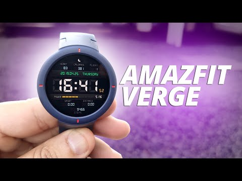 Amazfit Verge – VALE A PENA COMPRAR ESTE RELÓGIO? || Amazfit Verge Review