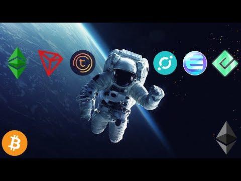 Top Altcoin Updates – Tron, Tomochain, Icon, Enjin, Energi