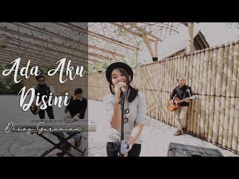 DHYO HAW – ADA AKU DISINI LIVE VERSION (DHEVY GERANIUM COVER)
