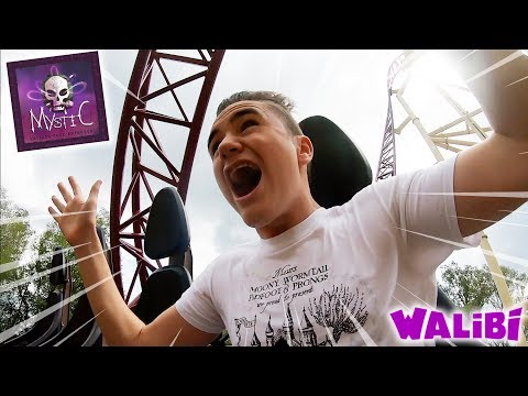JE TESTE MYSTIC LA NOUVELLE ATTRACTION DE WALIBI ! – Néo The One