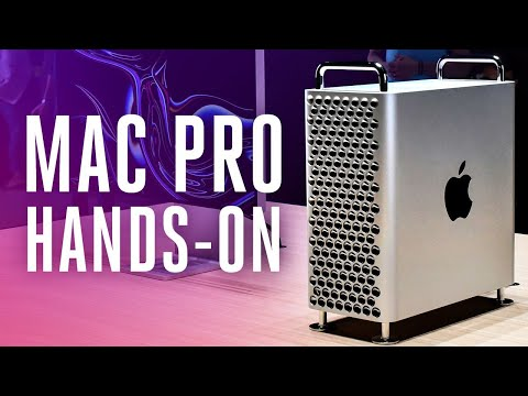 Mac Pro hands-on: Apple's $6,000 powerhouse