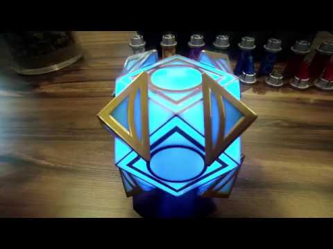 Holocron Kyber Crystal Messages: Part 1 Galaxy's Edge