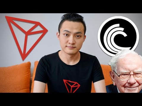 WHAT THE JUSTIN SUN AND WARREN BUFFET LUNCH REALLY MEANS FOR TRON AND CRYPTO