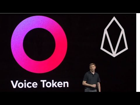 Block One's Social Media Platform – Voice !
