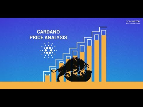 Cardano (ADA) Price Analysis 2019