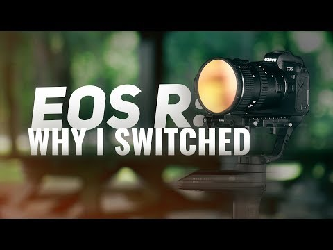 CANON EOS R – Why I Switched