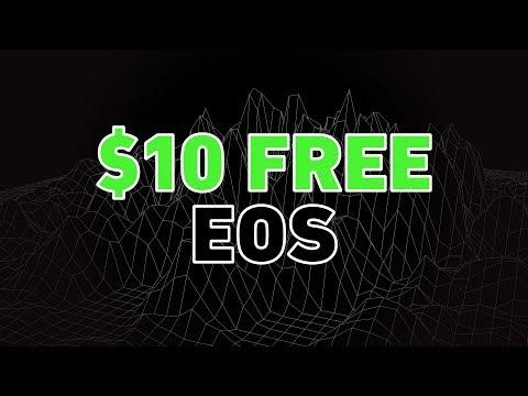 $10 of FREE EOS!