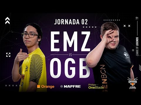 EMONKEYZ CLUB VS ORIGEN BCN | Superliga Orange League of Legends | Jornada 2 | Temporada 2019