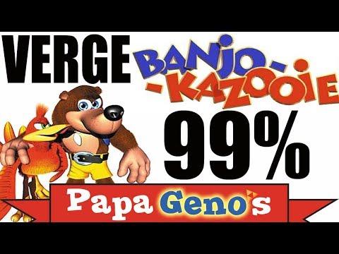 Verge BANJO 99% – PapaGenos