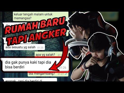 RUMAH BARU YG ADA PENGHUNINYA – CHAT HISTORY HORROR INDONESIA