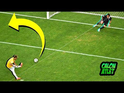 KOK ADA YAH ORANG KAYAK BEGINI 😂 Inilah Penalty Terburuk yang Tidak Mudah Terlupakan di Dunia Bola