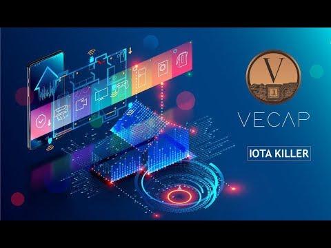 VeCap IEO Fully review & explained. IOTA KILLER