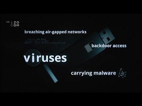 Průlomové objevy 2  2 – Kyber terorismus