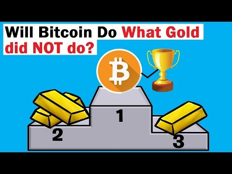 Gold Surges Higher… But Can Bitcoin BEAT Gold?