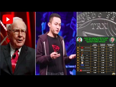 TRON TRX GETTING MAJOR MEDIA ATTENTION! EOS FUD! BIG YOUTUBERS CHANGE TUNE ON TRON & JUSTIN SUN!!