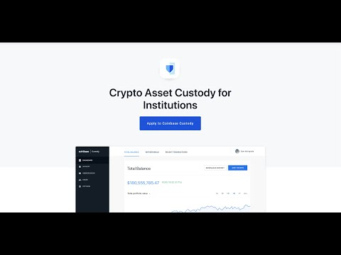 The institutions are coming! (Coinbase Custody adds EOS)