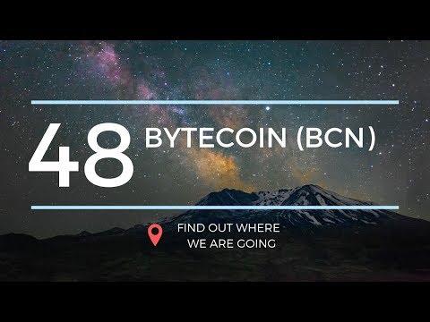 $0.001 Bytecoin BCN Price Prediction (7 June 2019)