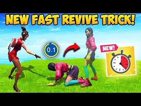 *NEW* SUPER OP REVIVE TRICK!! – Fortnite Funny Fails and WTF Moments! #581