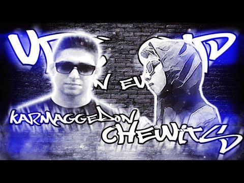 VRC CUP (MAIN EVENT): KarmaggEDOn vs chewits